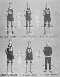 1925utownbball-team1